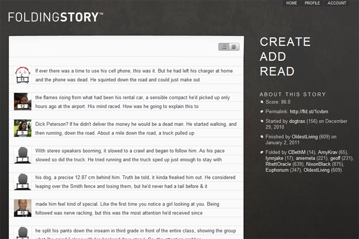 story Read and Write Fun Collaborative Stories with Foldingstory