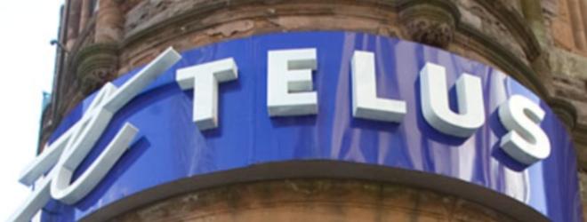 Telus announces its 4G Network