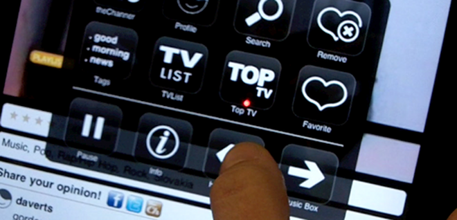 A look at The Channer's mobile social TV browser [Video]