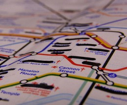 tube map by adam uxb smith 260x216 Transport for London launches new smartphone enabled website