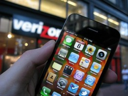 verizon iphone xmas 260x195 Anticipating significant demand, Verizon asks staff to wait to buy new iPhone 4
