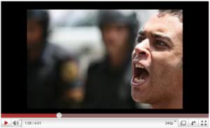 YouTube Shot of Egyptian