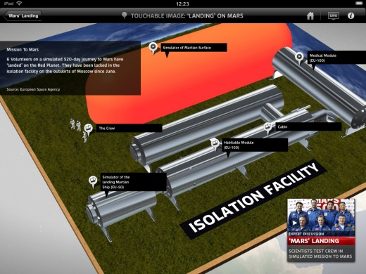 04b ipad touchablestill 520x390 Sky News launches iPad app, and a huge investment in tablet based TV news