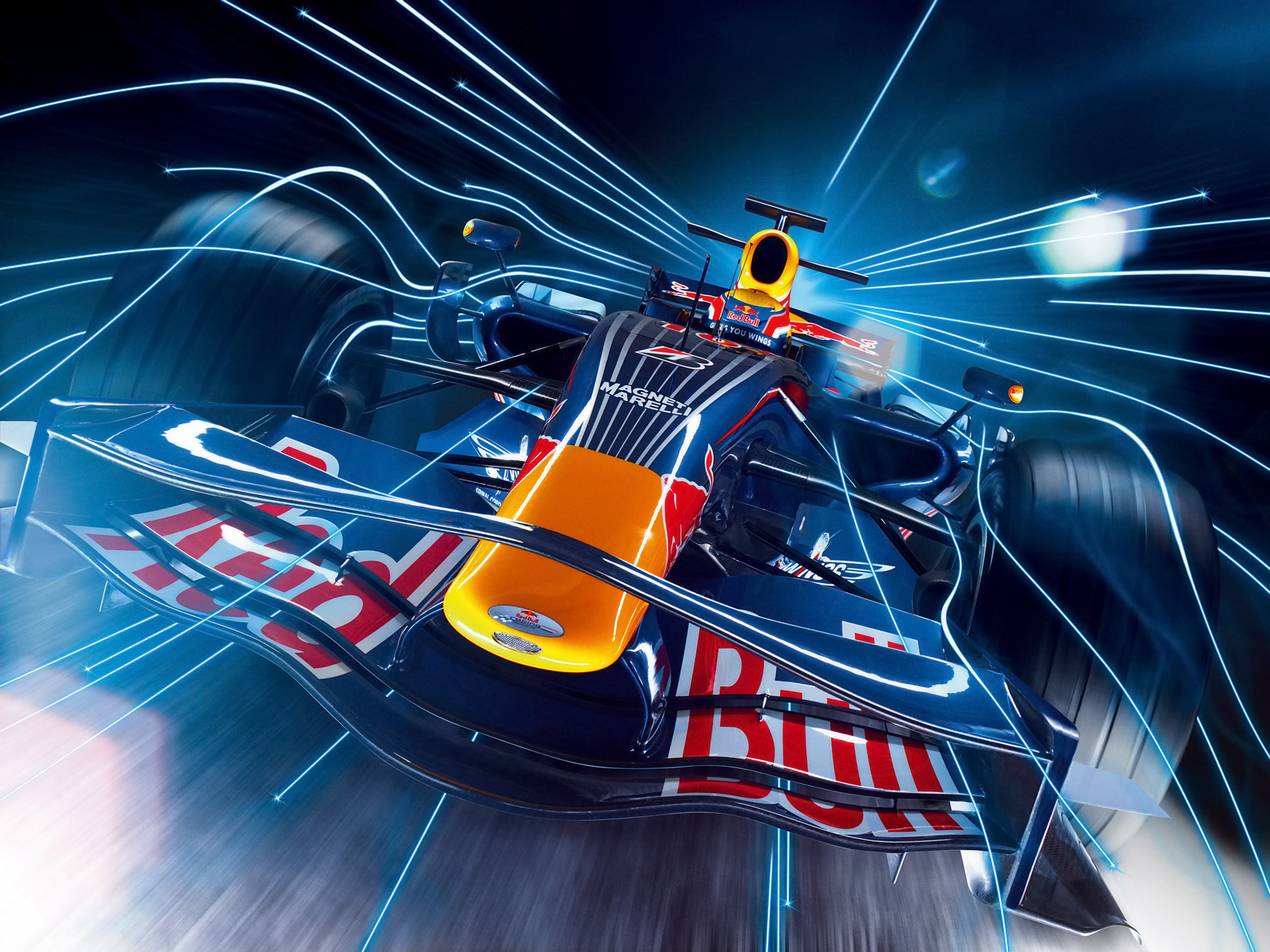 Red Bulls New Augmented Reality Racing App Also Boosts Sales