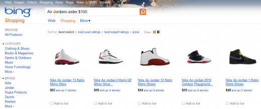 2011 03 01 1308 520x217 Bing Shopping now supports natural language inputs for simple price filtering