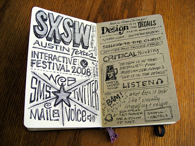 The History of SXSW [Infographic]
