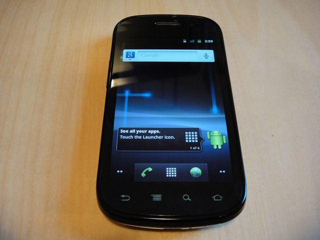 Google to investigate Nexus S Android 2.3.2 connectivity issues