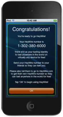 46202 hi New Number 4 220x403 Never pay for a text to a U.S. number again with HeyWire
