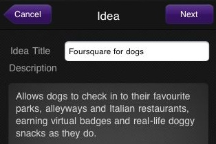 4sqdogs Got a great idea for an app? FundedApps wants to pay you for it