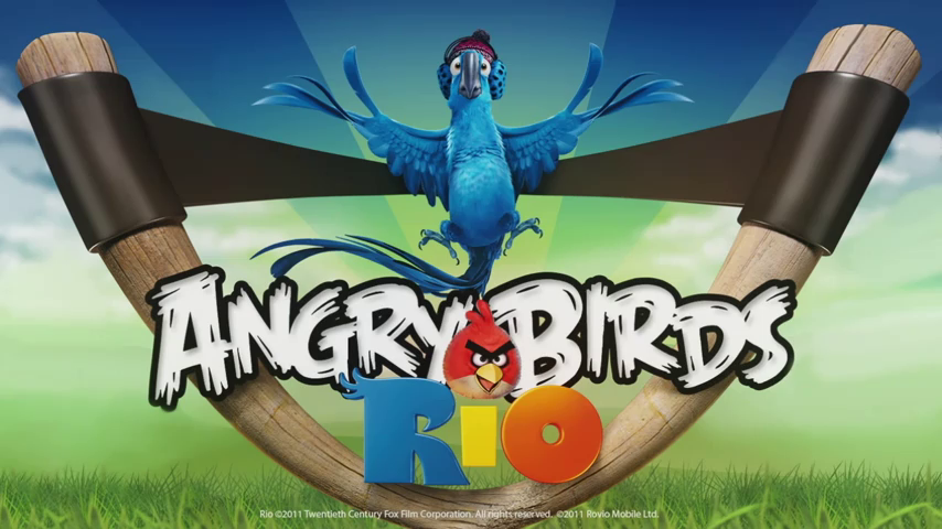 Angry Birds Rio to launch exclusively on Amazon's Android Appstore