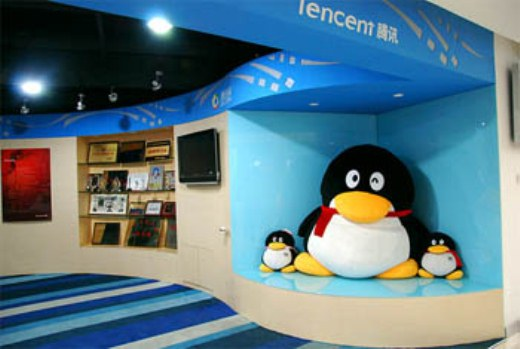 Chinas Tencent Purchases Google backed Social networking Company Tencent is reportedly partnering Chinese online retailer Jingdong to gang up against Alibaba