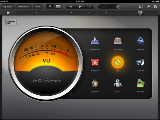 GB12 TNW Review of GarageBand for iPad