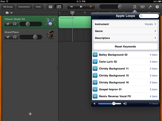 GB8 TNW Review of GarageBand for iPad