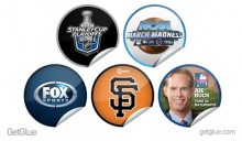 GetGlue for iPhone Sports Partners 220x128 GetGlue adds Foursquare integration and sports check ins