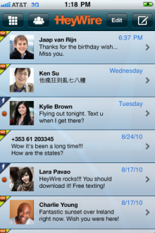 Header 220x330 SXSWi 2011: HeyWire launches group chat with Facebook, Google and Twitter