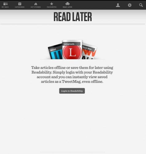 IMG 0151 e1300760501885 475x500 TweetMag for iPad. Readability integration, new features and increased speed