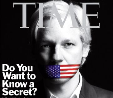 JulianAssange The Men That Made 'Geek' Cool