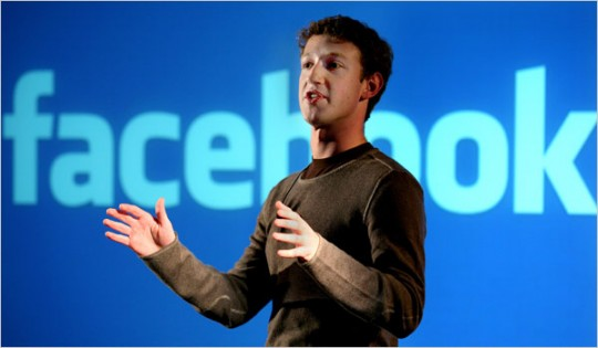 Mark Zuckerberg The Men That Made 'Geek' Cool