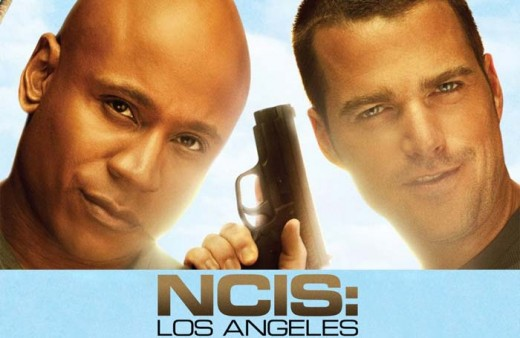 NCIS  Los Angeles 520x338 Instagram gains pop culture status. Im now following LL Cool J.