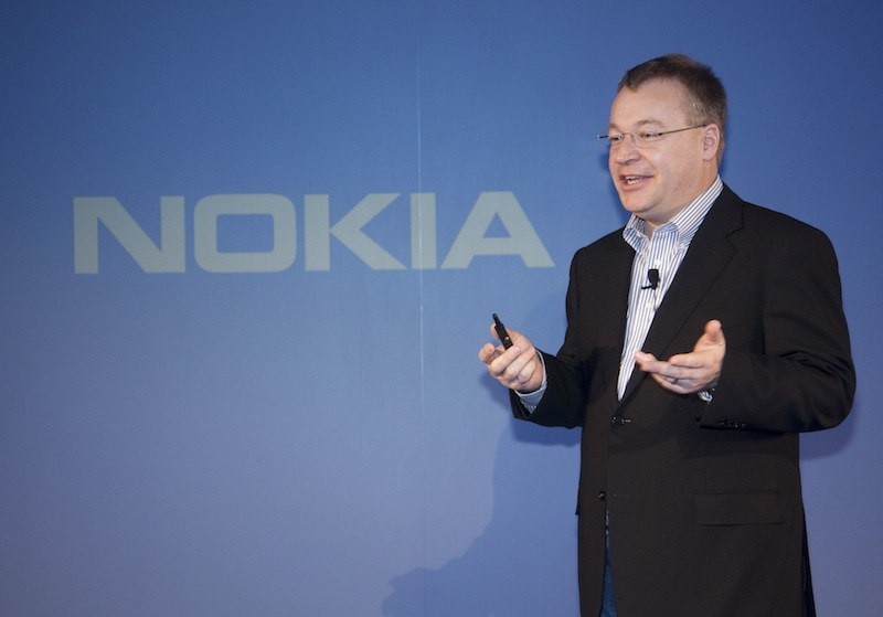 Watch Nokia CEO Stephen Elop tease Wednesday's Windows Phone 8 launch