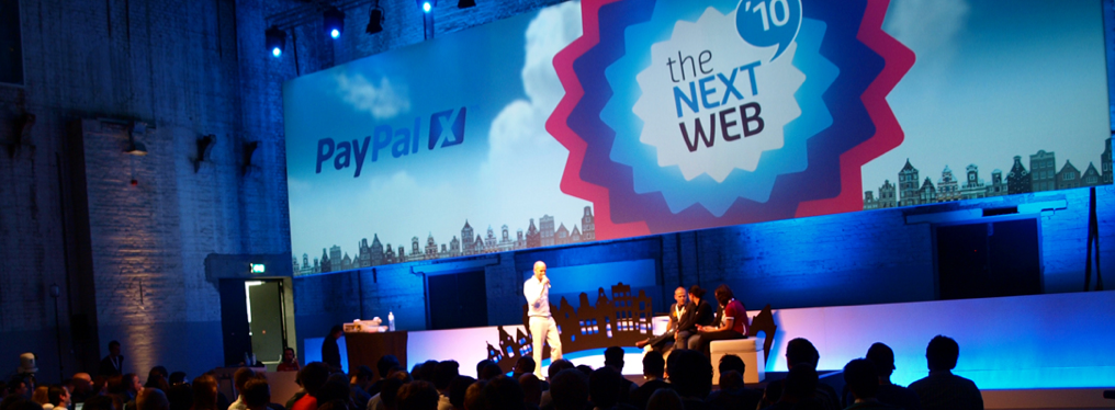 Only ONE Week left to enter The Next Web Start Up Rally
