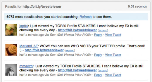 Screen shot 2011 03 05 at 20.00.03 520x281 Beware: Twitter scam app claims to show who visits your profile. It cant.