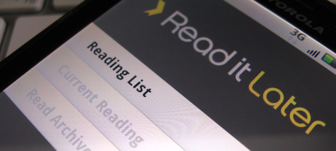 Read It Later gets an official Android app, we review it [Video]