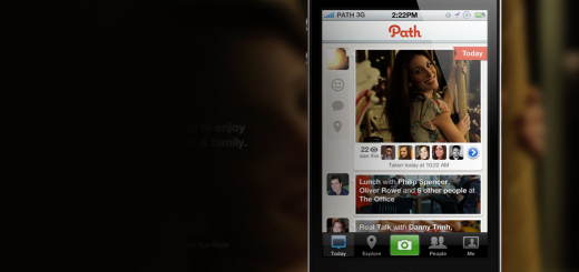 Path does an Instagram, adds Facebook Shares and Filters
