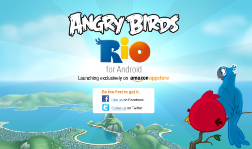 Screen shot 2011 03 14 at 13.56.49 520x309 Angry Birds Rio to launch exclusively on Amazons Android Appstore
