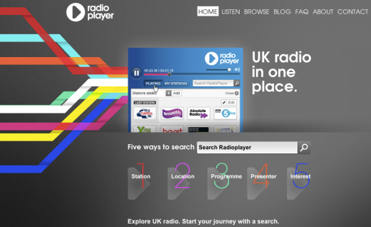 Screen shot 2011 03 31 at 12.24.05 520x318 Radioplayer launches: 157 UK radio stations together in one place
