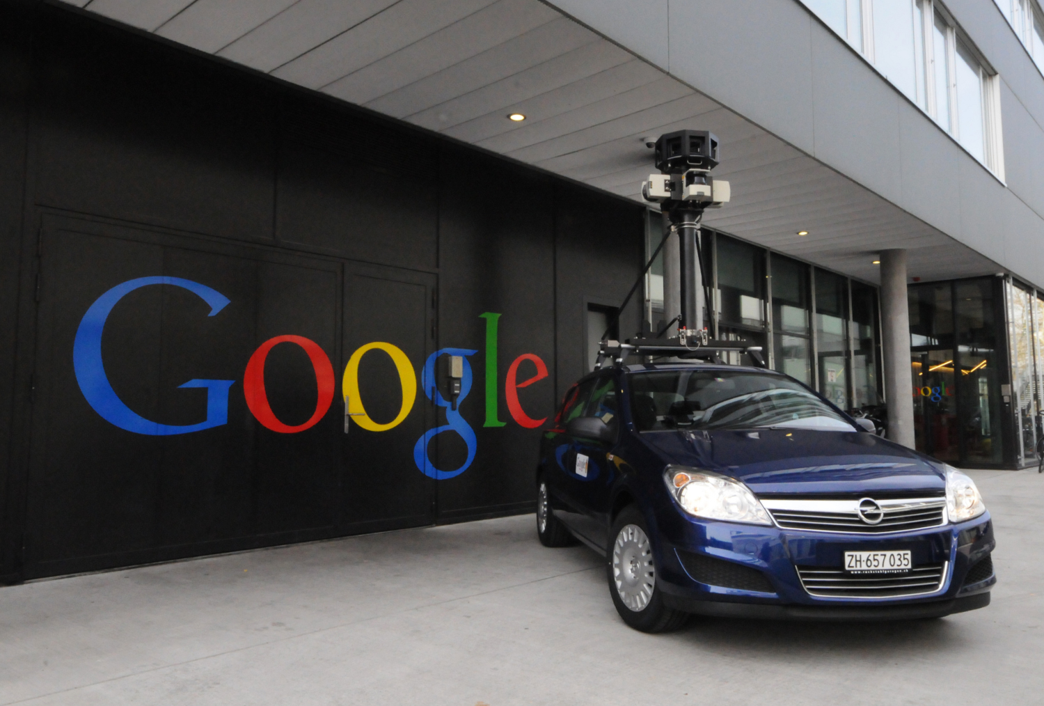 France hands record fine to Google over Street View privacy breach