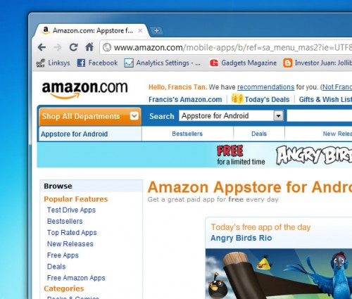 amazon ap store 500x425 Amazon Launches Android Appstore