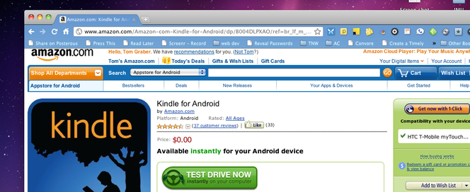 5 things the Amazon Appstore for Android got right