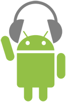android on headphones Whats the hold up, robot? Music making on Android (or rather, not...)
