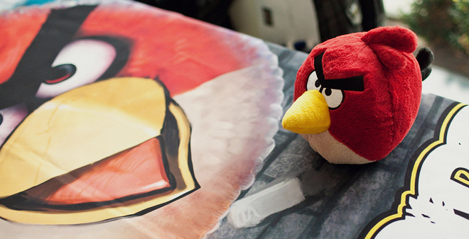 Angry Birds creator Rovio plans to float on New York Stock Exchange