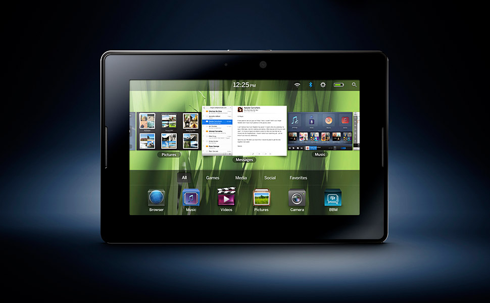 BlackBerry PlayBook touted for April 10 launch