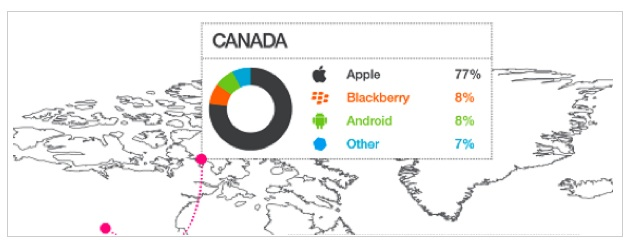 canada mobile browser Motorola XOOM WiFi hits Canada in April