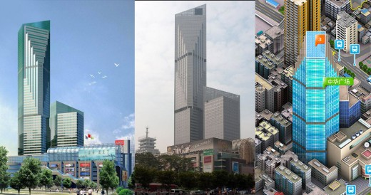 comparison 520x274 O.cn: pixel perfect view of Chinas biggest cities