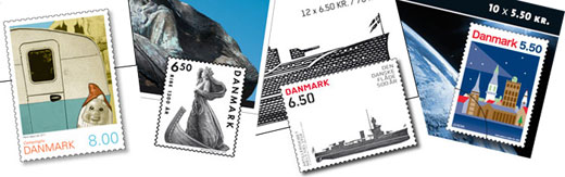 denmarktextstamp Denmark introduces digital postage stamps