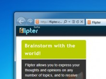 flipter head 220x164 Face off ideas and get quick feedback with Flipter