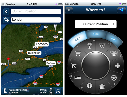 forevermap ForeverMap: Easy offline navigation for iPhone and iPad