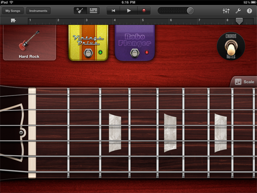 gb4 TNW Review of GarageBand for iPad