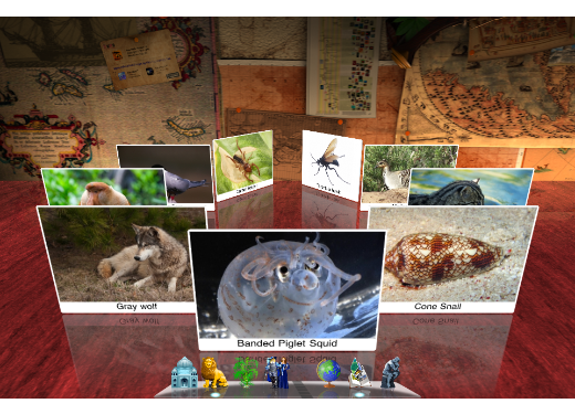 geowalk1 GeoWalk 3D Fact Book: An iPhone/iPad app full of fun factoids