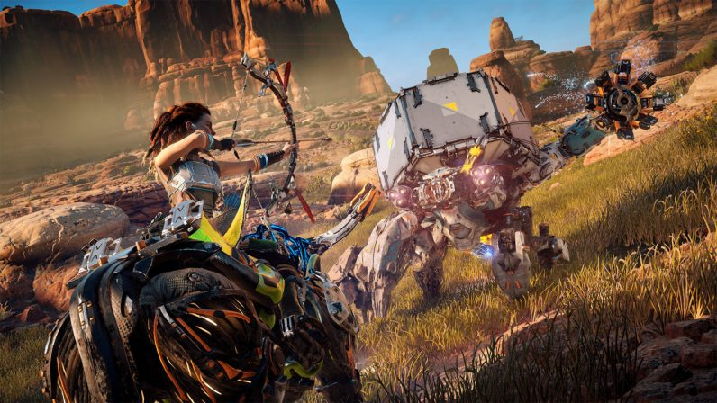 Horizon Zero Dawn 2 leaked by actress Janina Gavankar?
