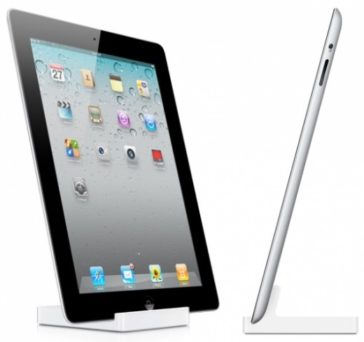 ipad 2 dock 531x500 520x489 The iPad 2 hits Apples online store tomorrow at 1AM PT