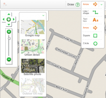 maps 220x202 Create custom maps and save them as PDFs with FINDs Personalise Your Map