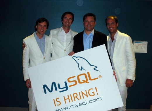 mysql 520x379 Making it in America (by the Finn who sold MySQL for a billion dollars)