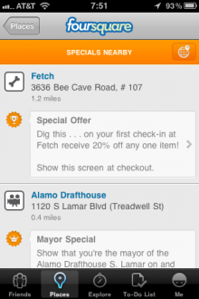 photo 3 220x330 SXSW: Foursquare updates its merchant platform with new Specials