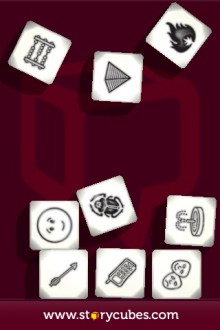 photo1 220x330 Parents, keep those story ideas flowing with Rorys Story Cubes [App Store Classics]