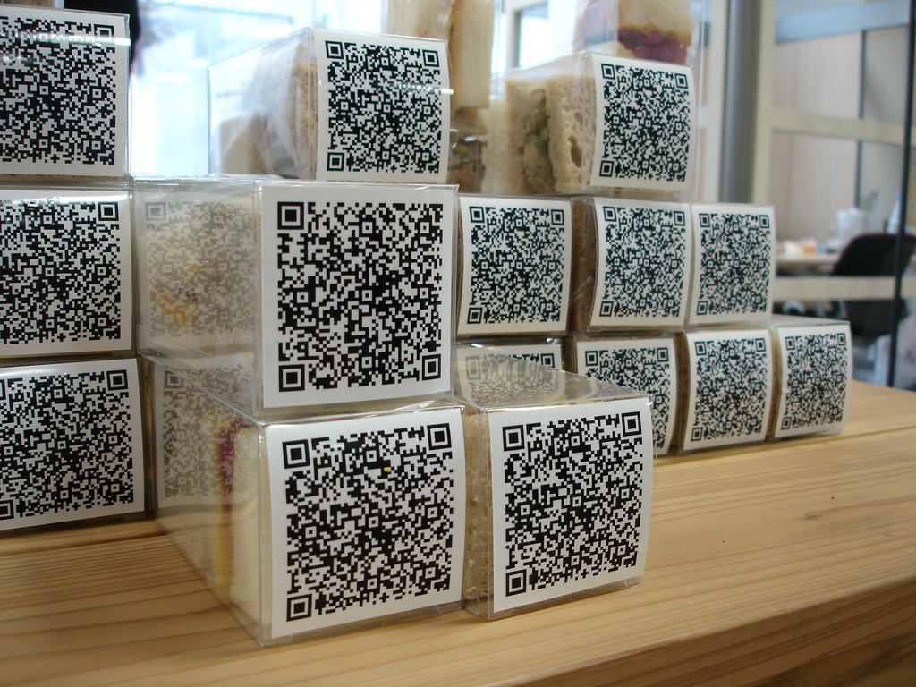 An entire hotel built out of QR code and other great QR strategies